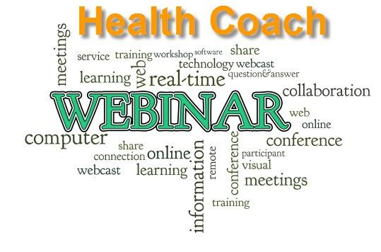 health coach webinar