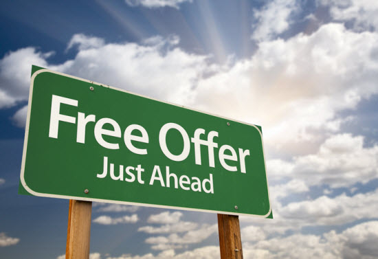 Create an Irresistible Free Offer